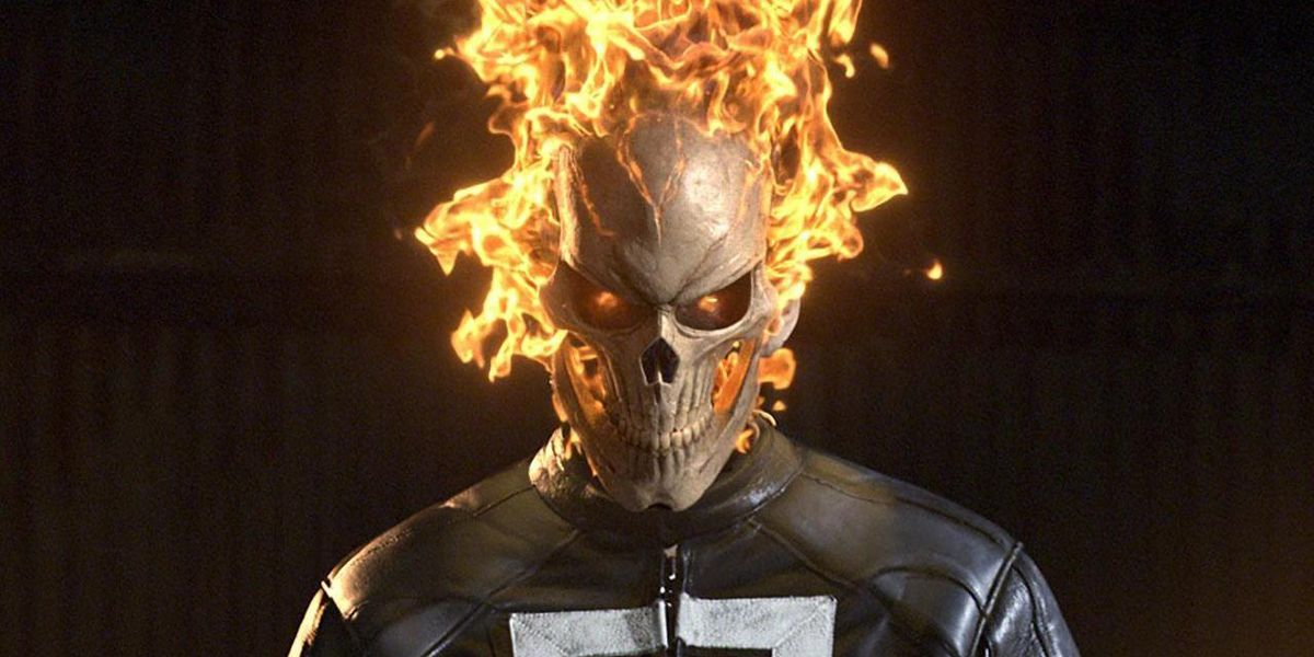 Why Marvel's Ghost Rider TV Series Is On Hulu Instead of ABC