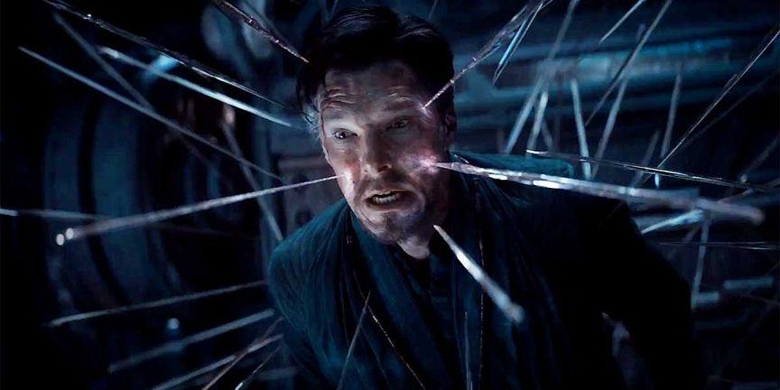 Doctor Strange painfull scene