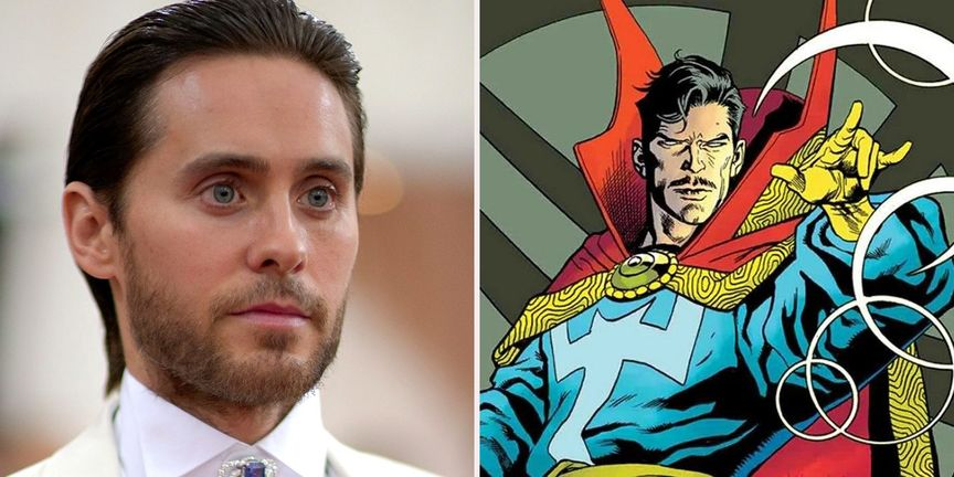 Jared Leto casted fro playing Dr.Strange