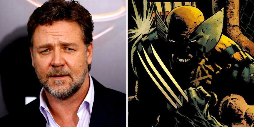 Russel Crowe casted by MCU