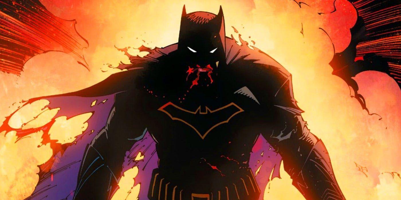 Dark Nights: Metal's Batman and Baby Darkseid Join DC Collectibles