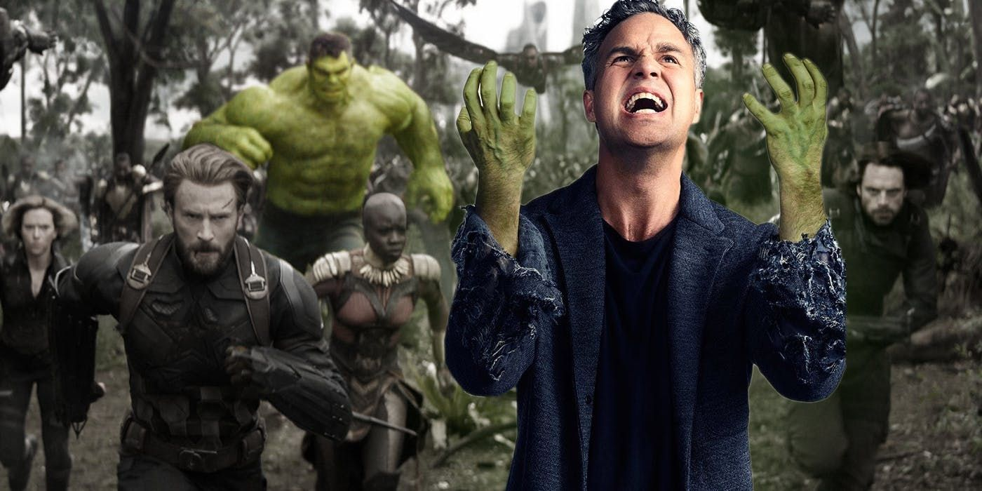 infinity war changes the hulk's relationship to bruce banner