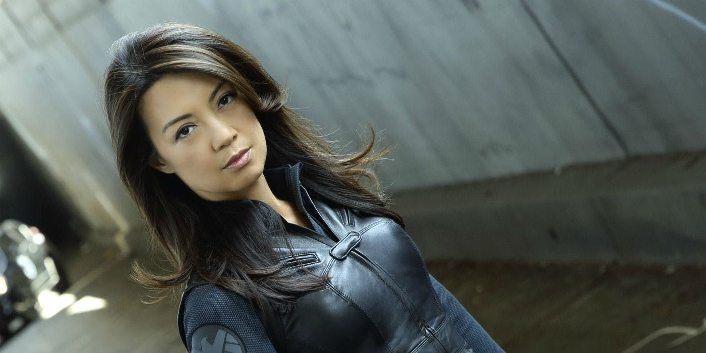 Agents of SHIELD`s Ming-Na Wen Isn`t Messing Around...