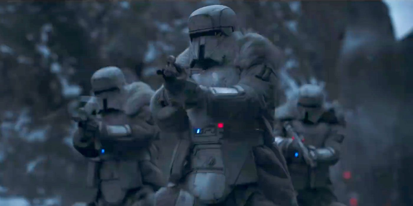 Solo A Star Wars Story Introduces Three New Stormtrooper