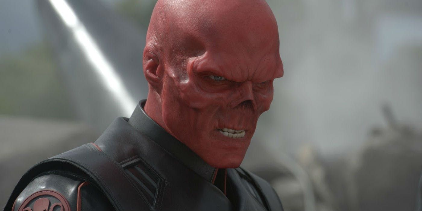 Russo Brothers Say Captain America Didn't Recognize Red Skull on Vormir