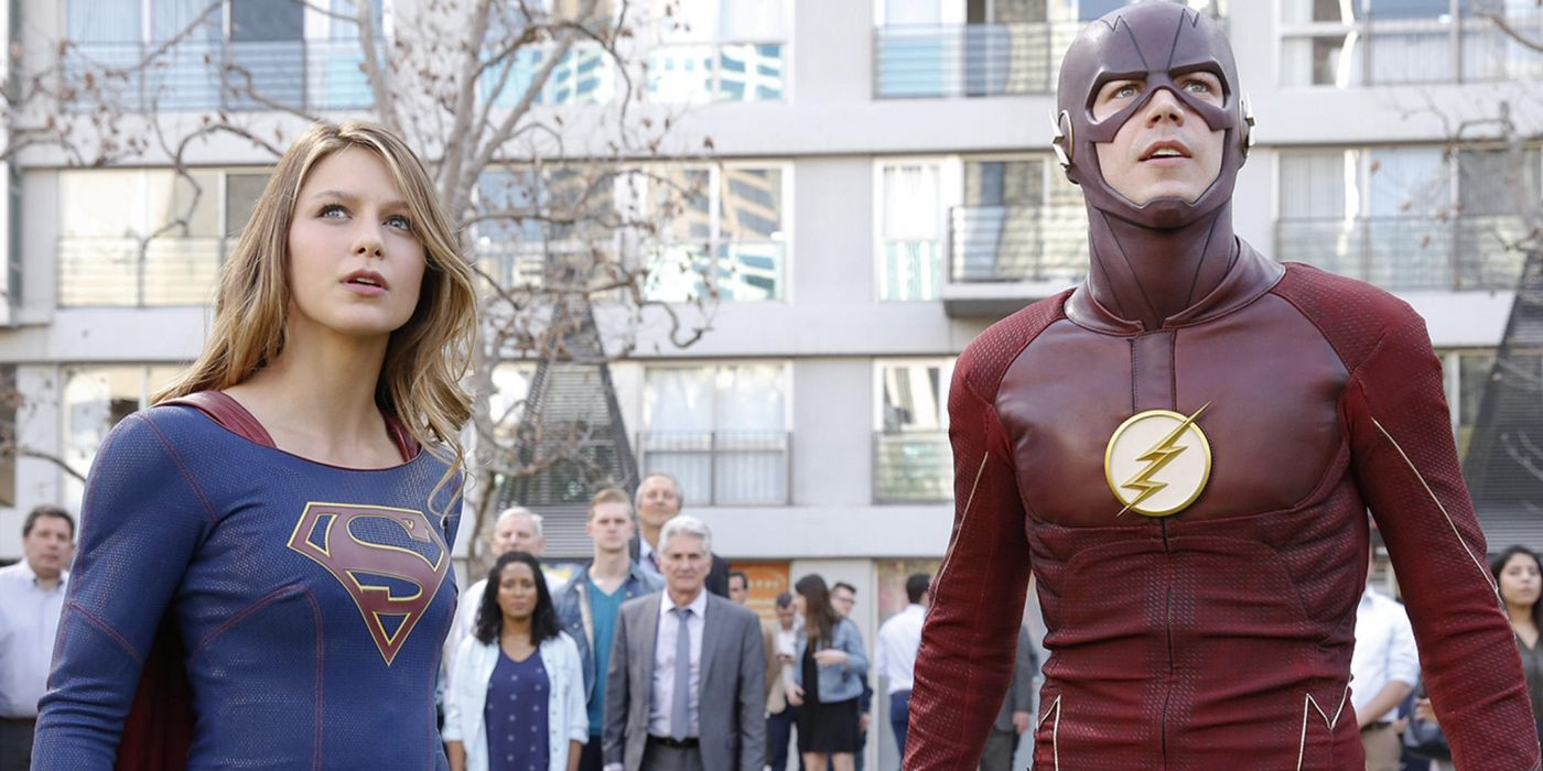 That One Final Flash/Supergirl Crossover Is Unlikely to Happen