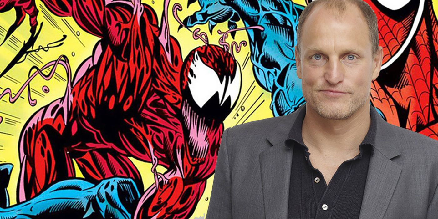 Carnage Co Creator Reacts To Rumor Of Woody Harrelson S