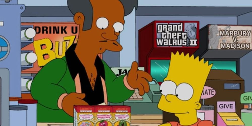 Simpsons Showrunner Says Despite Controversy, Show Is Proud of Apu