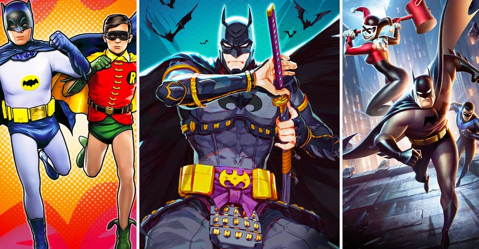 20 Animated Batman Films Ranked From Worst To Best Cbr