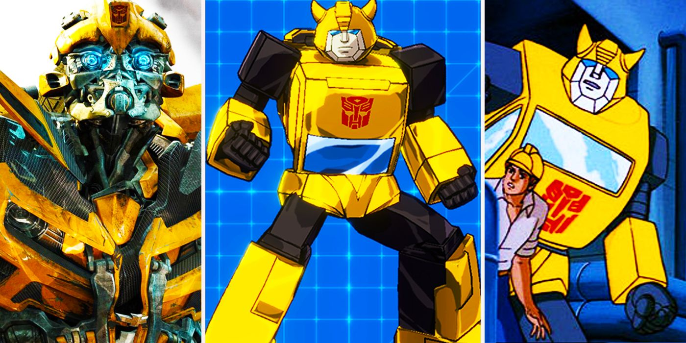 Dark secrets 15 surprising facts about bumblebee cbr - Images of bumblebee from transformers ...