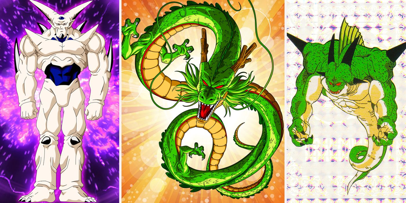 15 bonkers facts about dragon ball dragons that only real - Images dragon ball z ...