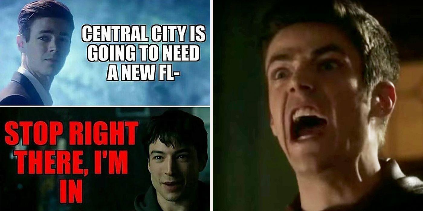 memes arrowverse flash vs dceu cbr hilarious meme flsh
