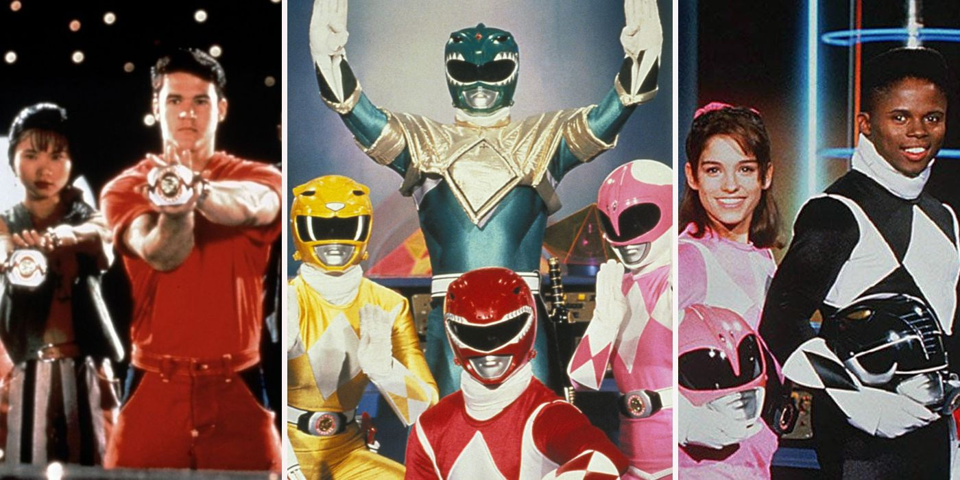 POWER RANGERS REPLACEMENTS  LOT