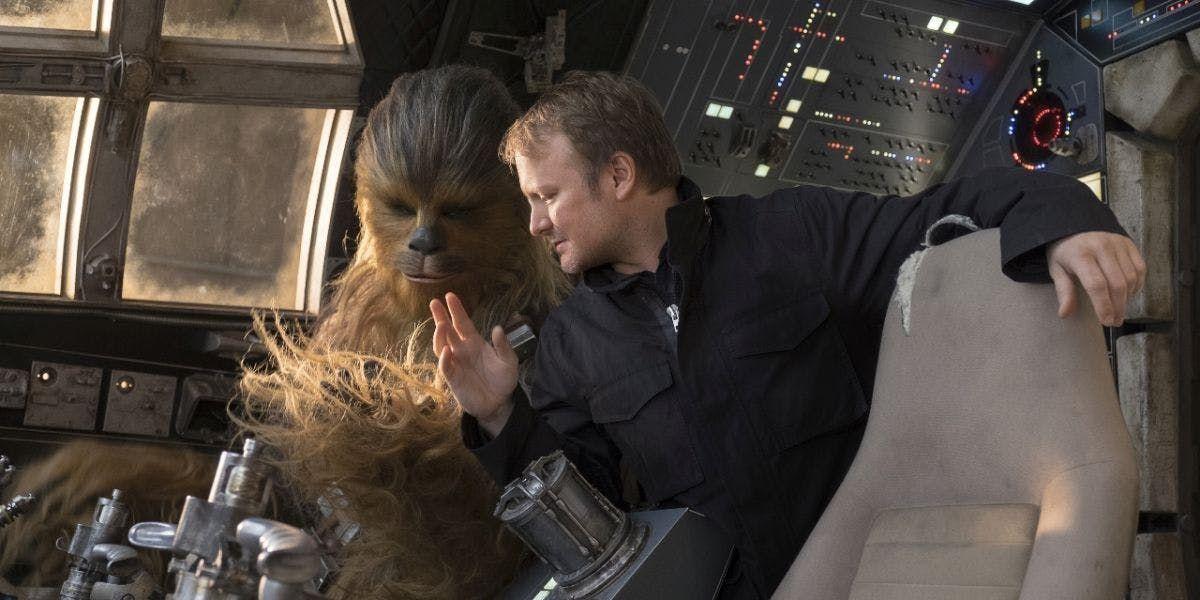 Rian Johnson Hopes His Star Wars Trilogy Is Still Happening