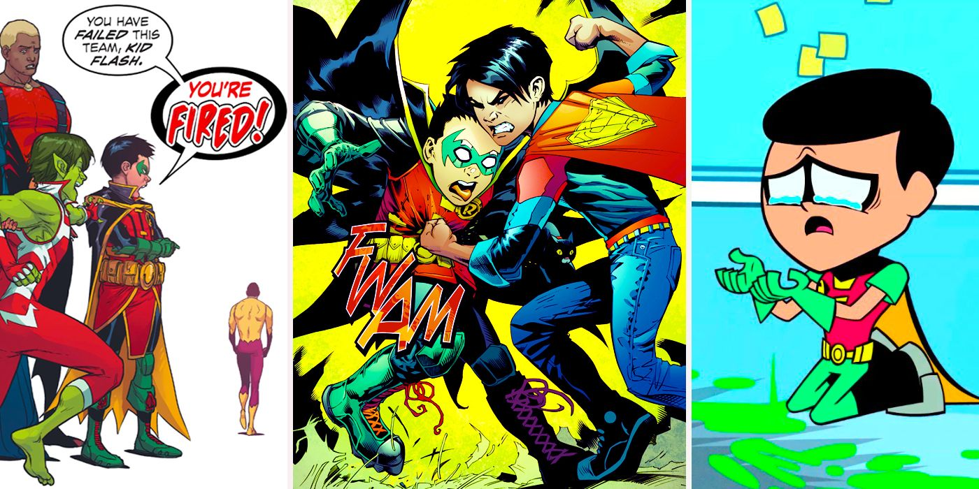 15 Reasons Robin Is The Worst Teen Titan | CBR