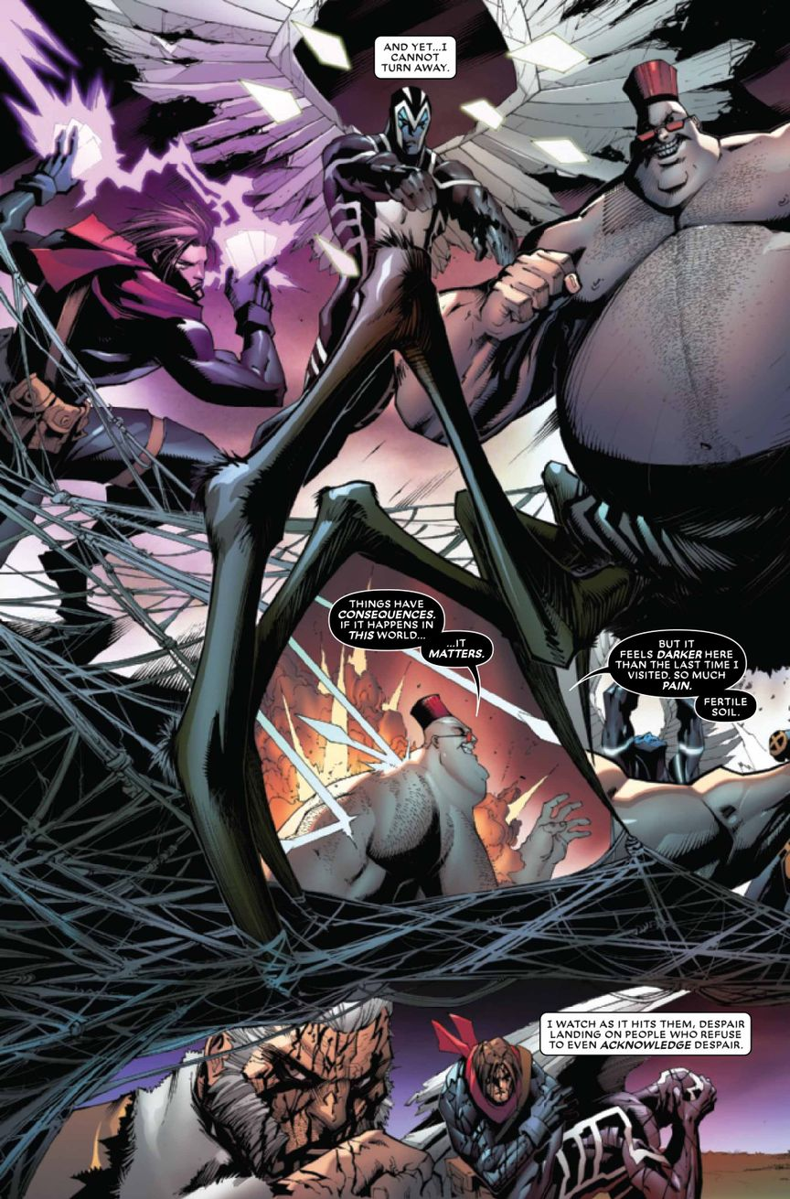 Astonishing X Men 12 Preview