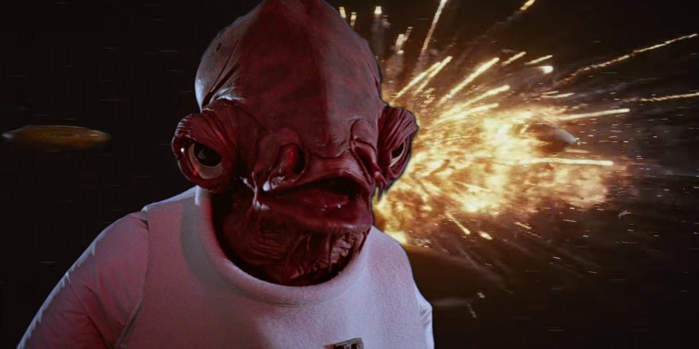 Star Wars: Admiral Ackbar Puppeteer Was Disappointed By Last Jedi Death