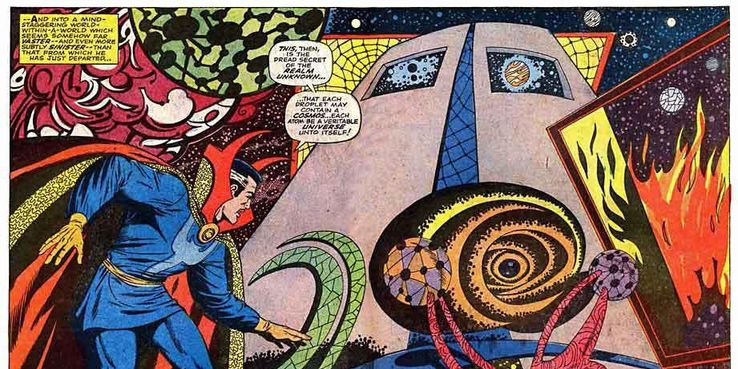 The Astral Plane: 20 Weird Facts About The MCU's Mysterious