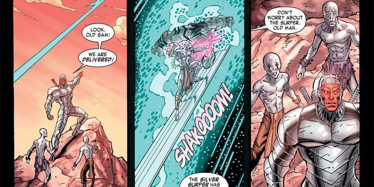 The 20 Strongest Alien Species In The Marvel Universe Officially Ranked