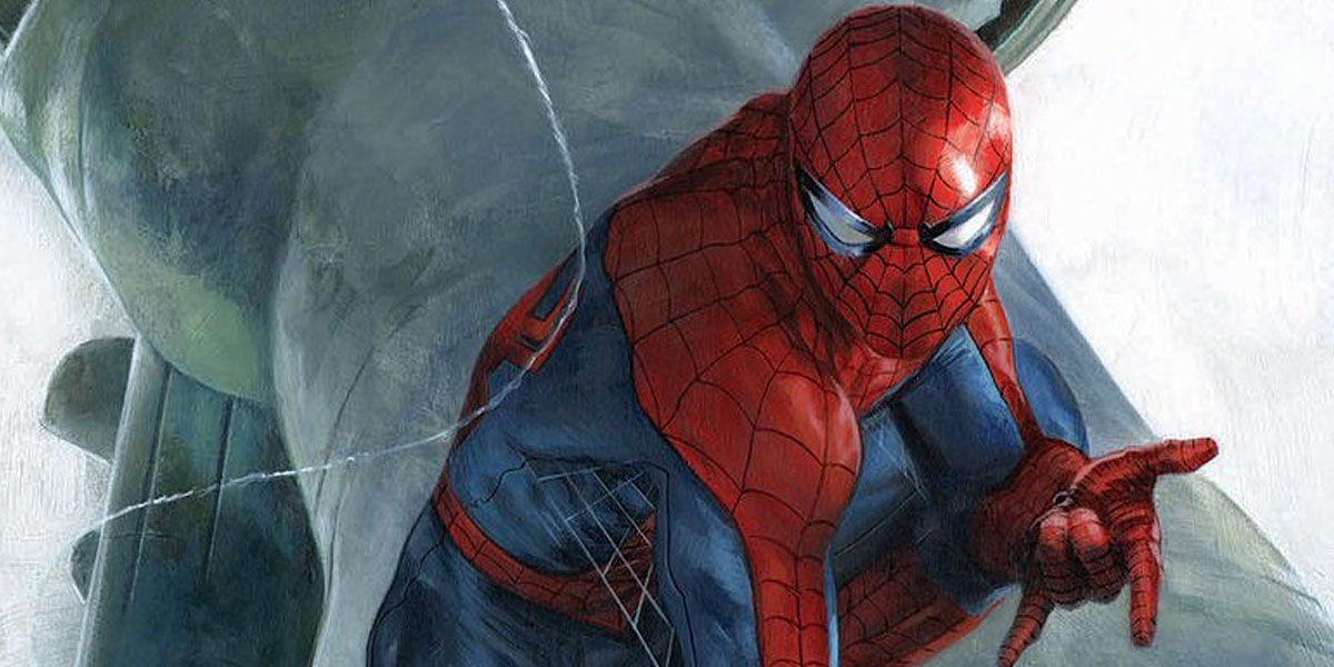 Marvel's Spider-Man Teaser and CB Cebulski Jokes Continue | CBR