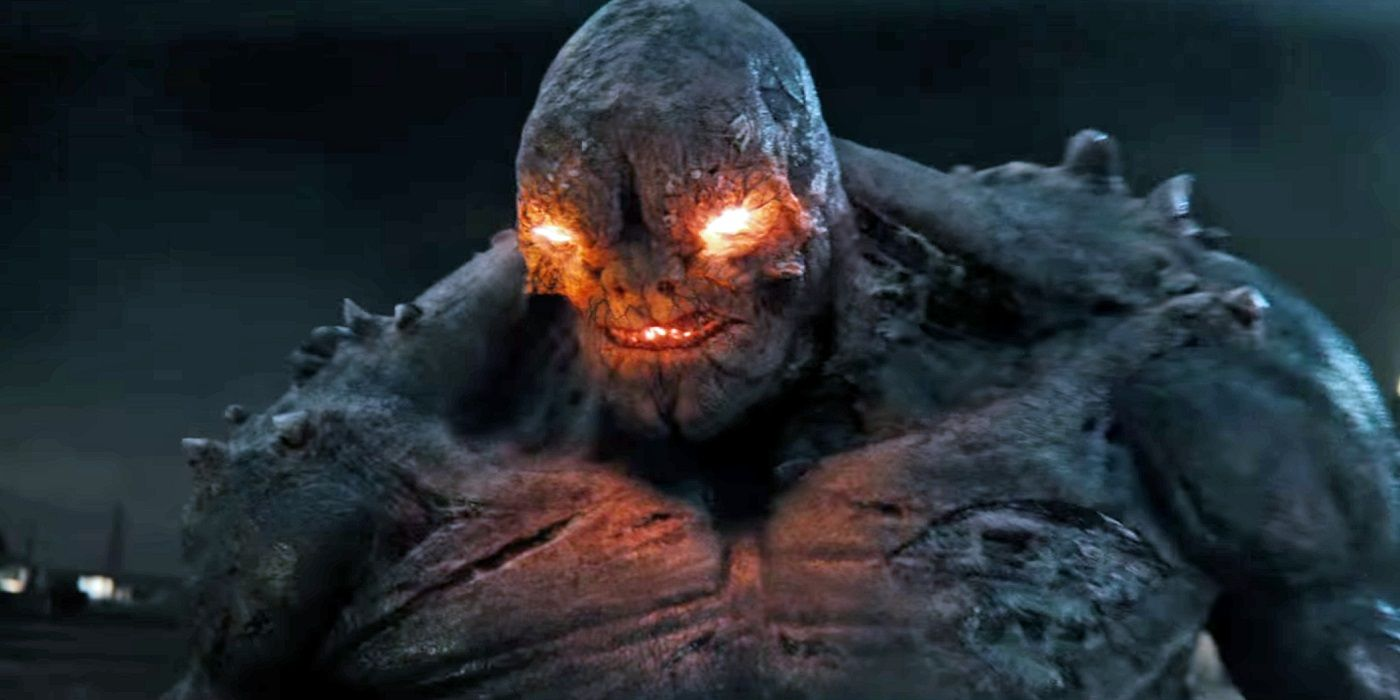 Batman v Superman Concept Art Shows a Crazy Alternate Design for Doomsday