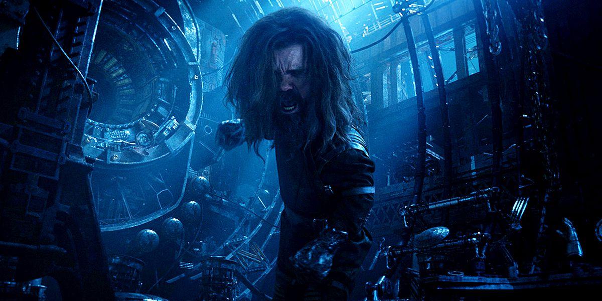 Infinity War Peter Dinklage