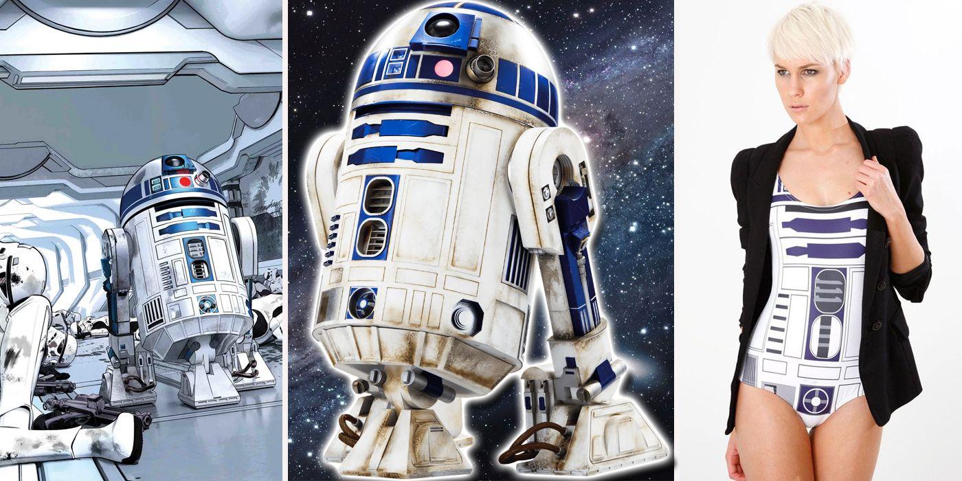 R2-D   Who? 21 Things About R2-D2 That Make No Sense | CBR