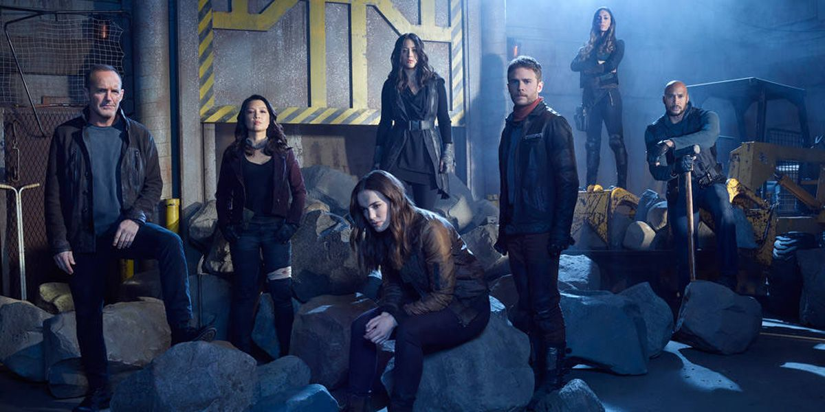 Agents of SHIELD Announces Final Day of Shooting | CBR