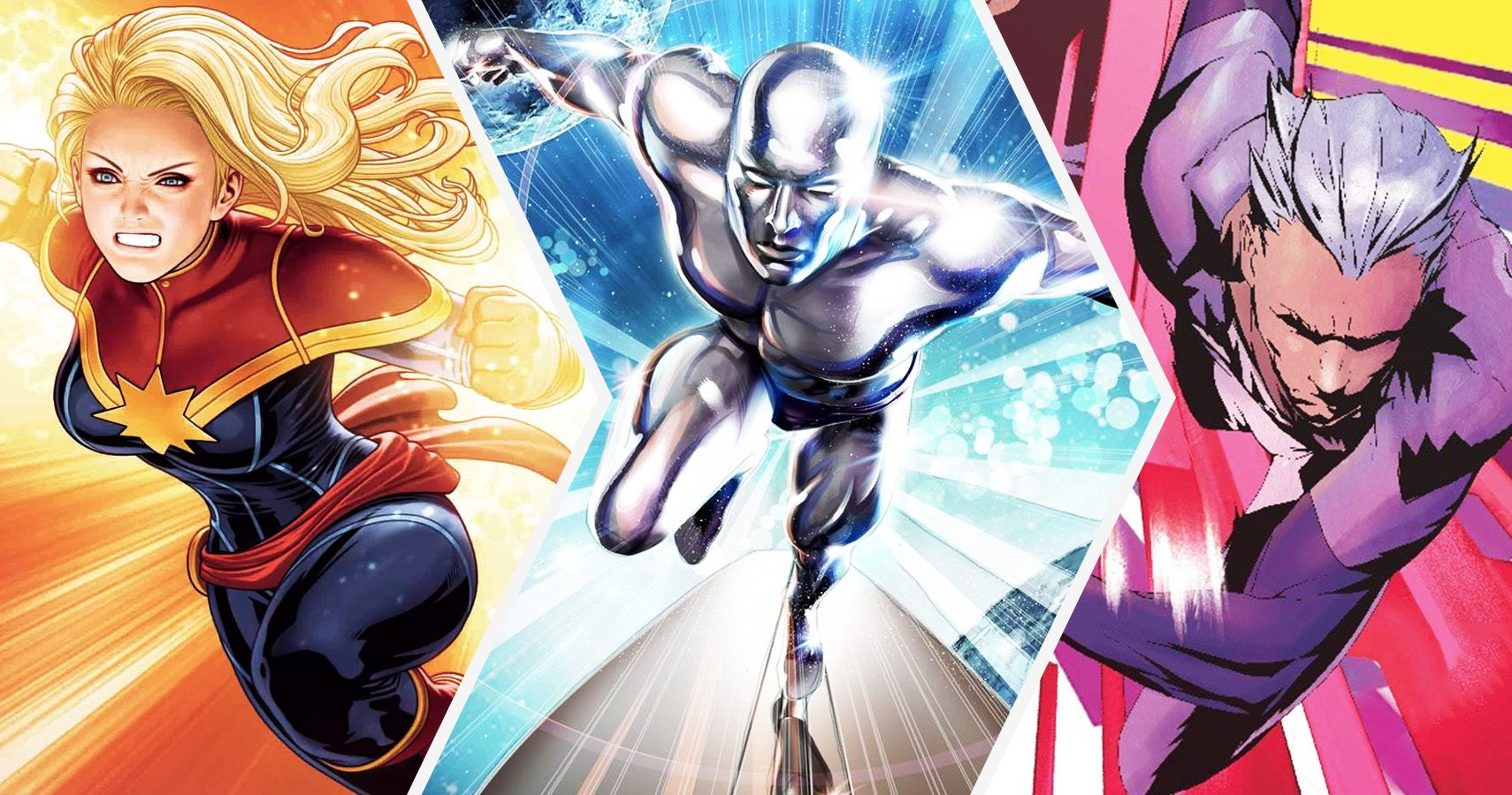 The 25 Fastest Characters In The Marvel Universe, Officially Ranked