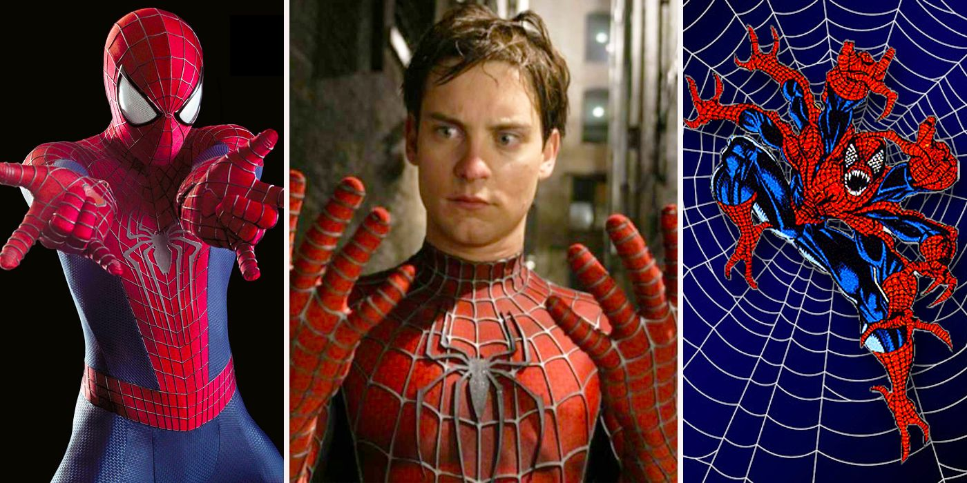 sticky fingers: 20 weird facts about spider-man's hands? | cbr