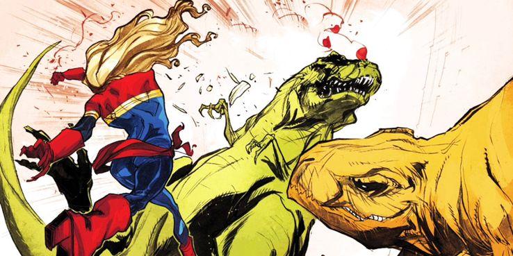 Captain Marvel: 20 Bizarre Facts About Carol Danvers Fans
