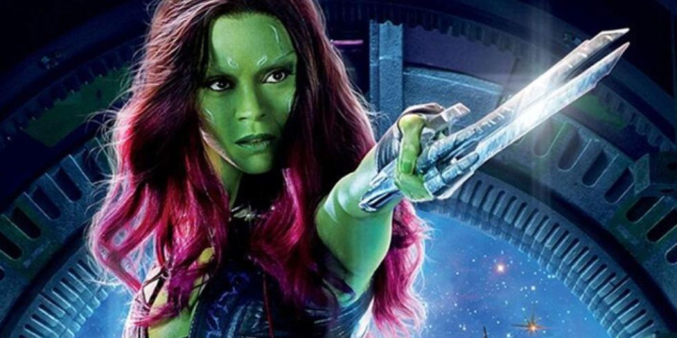 Zoe Saldana Wants to Play An Evil Gamora in Guardians of the Galaxy 3