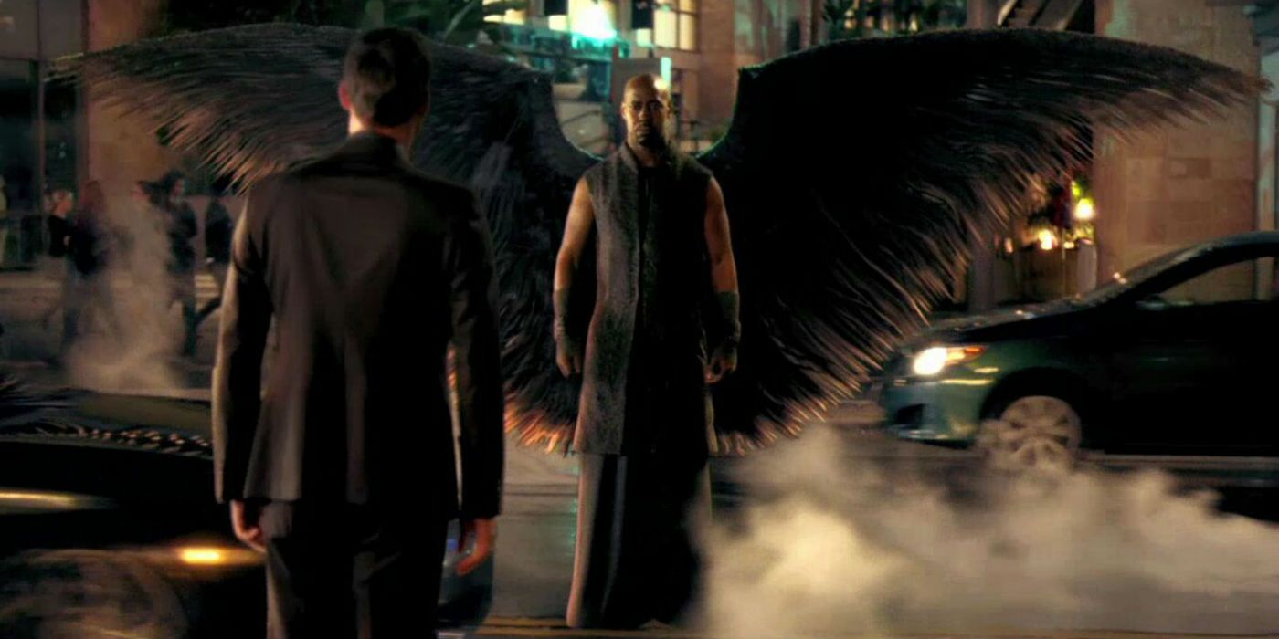 Lucifer: Amenadiel Finds His Purpose in Season 4 | CBR