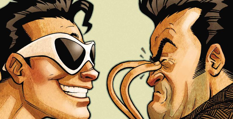 Gail Simone on the Wonderful Weirdness of Plastic Man