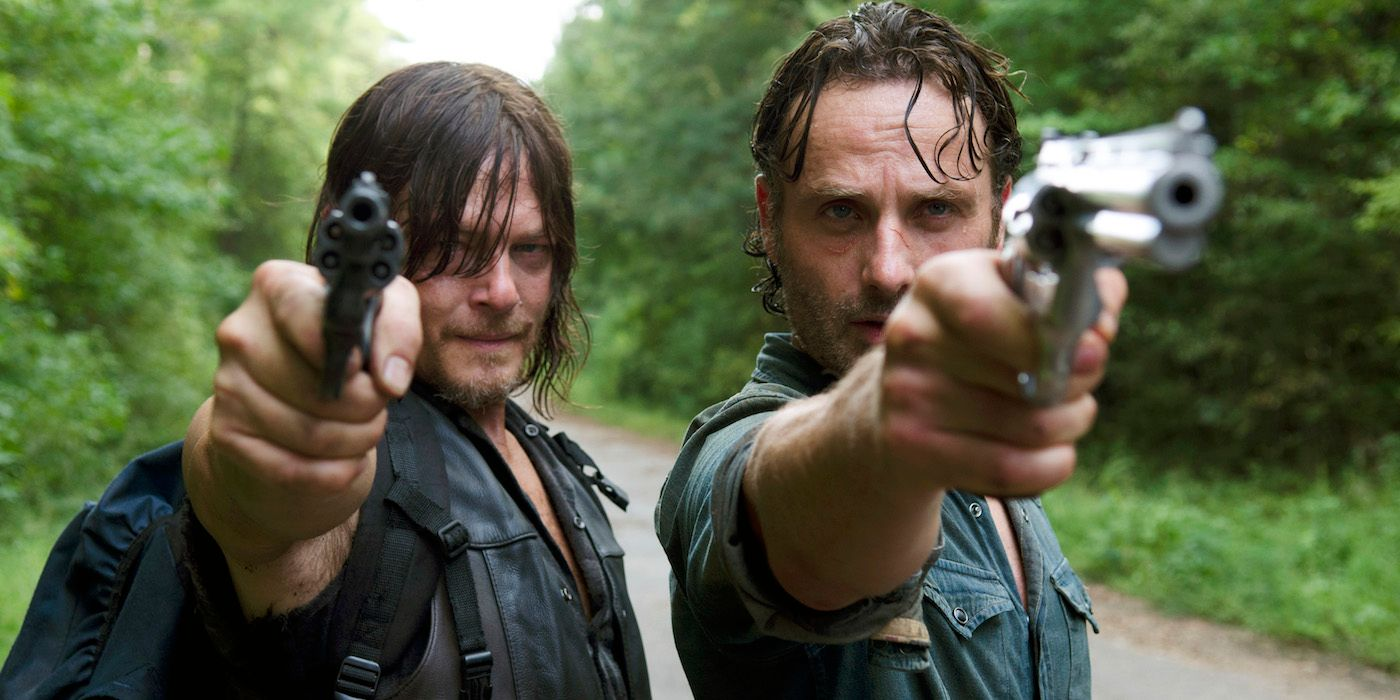 Walking Dead's Norman Reedus Says Daryl 'Needs Closure' On Rick Grimes