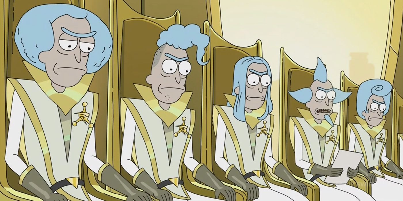 VIDEO: Everything You Need to Know About Rick & Morty's Citadel of Ricks