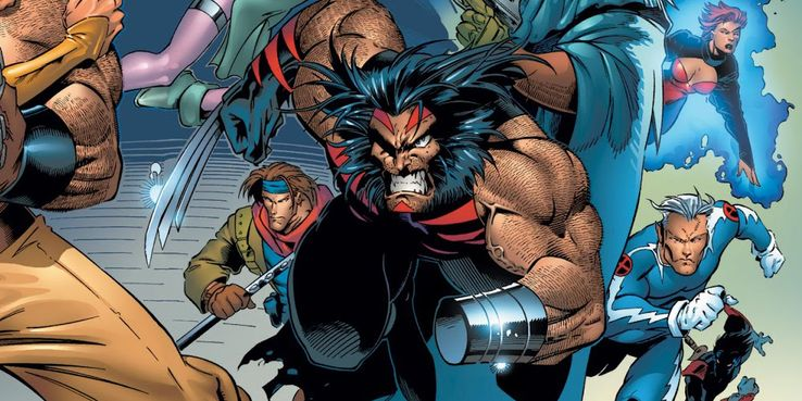 Age Of Apocalypse: The 30 Strongest Characters In Marvel's Coolest