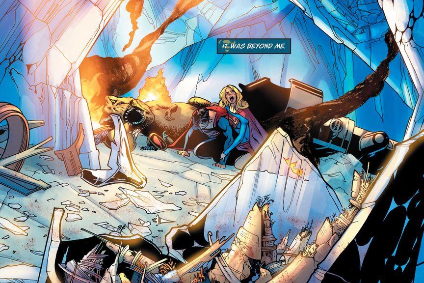 [Superman NEWS!] Superman dos Novos 52 voltará... - Página 5 Kandor-shattered