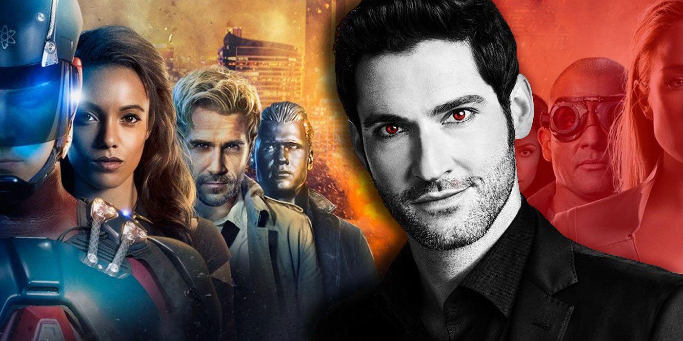 RUMOR: Crisis on Infinite Earths May Feature Tom Ellis' Lucifer