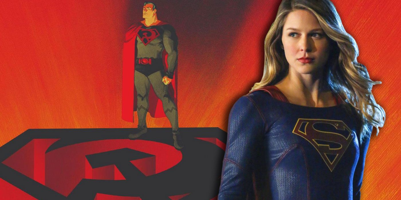 Supergirl Promo Properly Debuts Kara's Red Daughter Doppelgänger