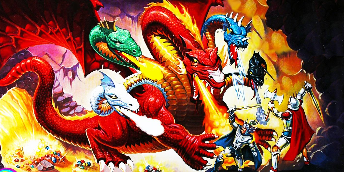 The 25 Most Powerful Dungeons And Dragons Creatures, Officially Ranked