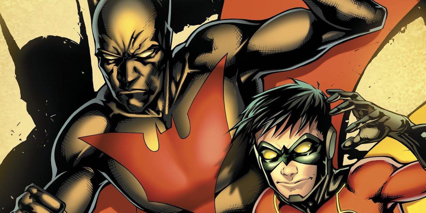 Batman Beyond's Bruce Wayne is Building The Batfamily of ...New 52 Batman Beyond