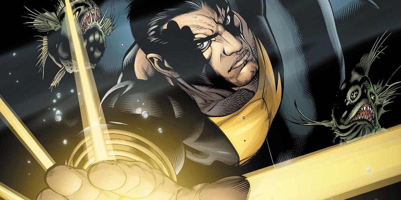 RUMOR: Dwayne Johnson's Black Adam May Adapt This New 52 Comic