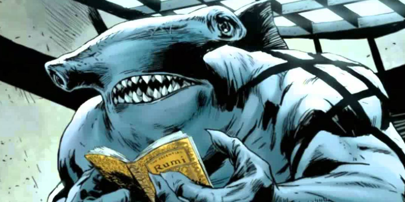 James Gunn's Suicide Squad Gets Guardians of the Galaxy Alum For King Shark