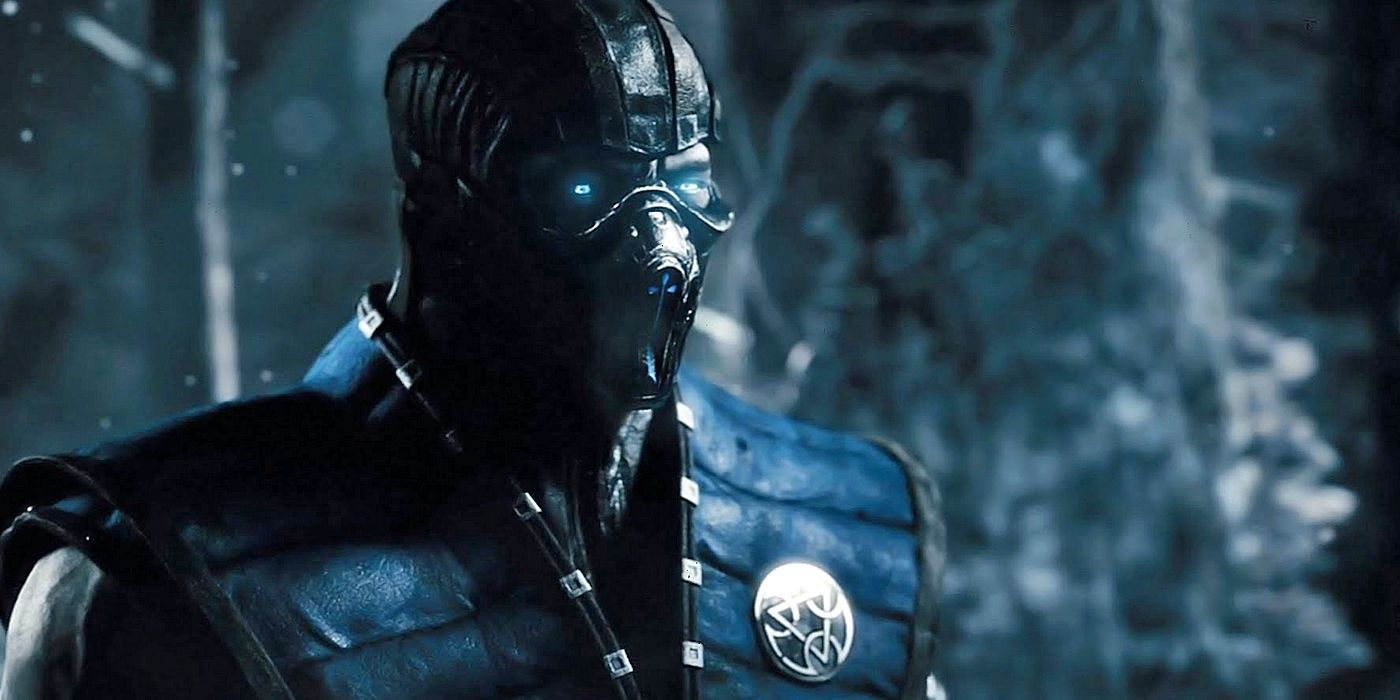 mortal kombat sub zero movie