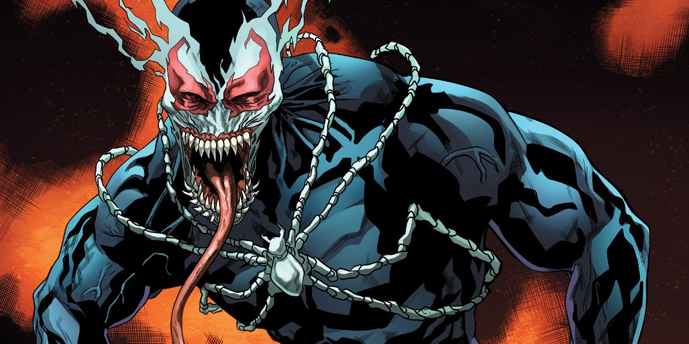 Venom 2099: How the Symbiote Jumped Into Marvel's Future