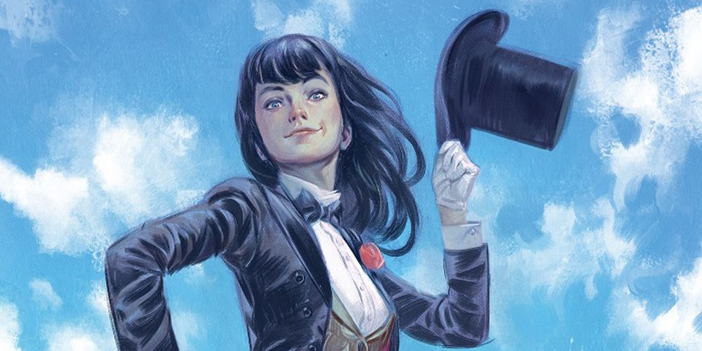 Warner Bros Moving Forward with Live-Action Zatanna...