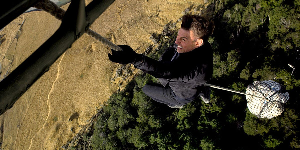 Mission: Impossible - A Look Back At the Blockbuster Franchise