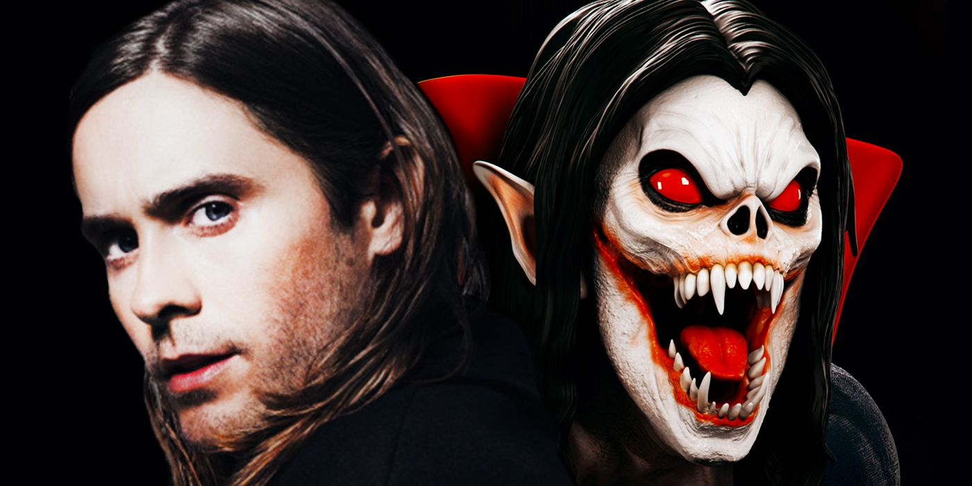 Morbius: Jared Leto Shares Steamy New Photo From the Set