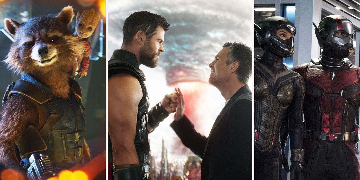 Marvel Team-Up: 25 MCU Duos That Are Friendship Goals | CBR